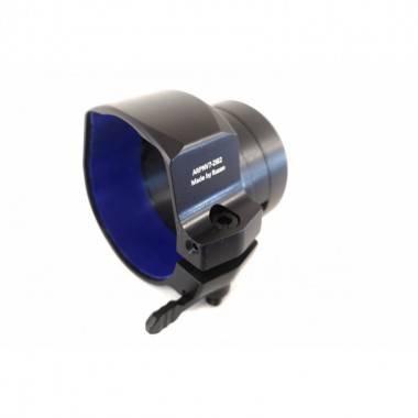 Rusan jednodielny (priamy) adaptér pre Pard NV007S pre optiku s osvetleným krížom