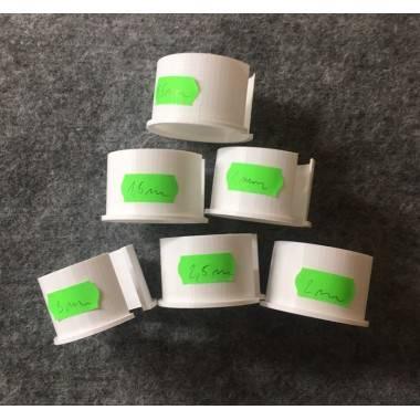 Pard vymedzovací krúžok pre NV007 (0,5mm, 1mm, 1,5mm, 2mm, 2,5mm, 3mm